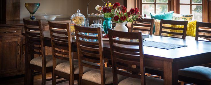 Tasman dining setting
