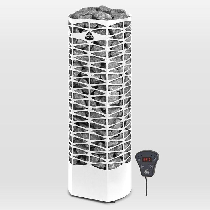 KOTA Saana - piec do sauny 9 kW biały