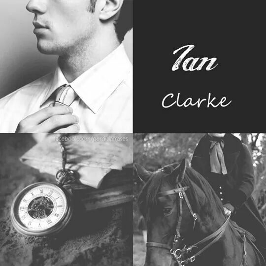Ian Clarke - Série Perdida Carina Rissi