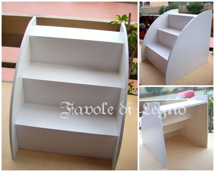Scaletta Bianca 30x30 (1)