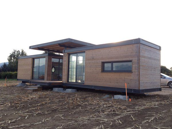 111 best tiny images on Pinterest Tiny houses, Little houses and