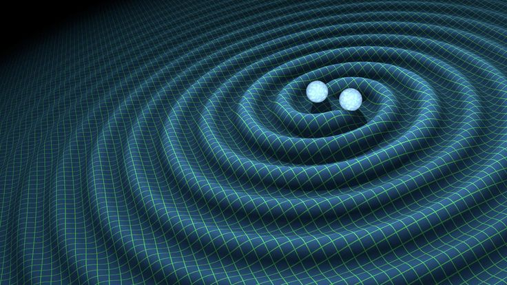 If nothing can escape from a black hole, then how to the 'ripples in spacetime' themselves get loose?