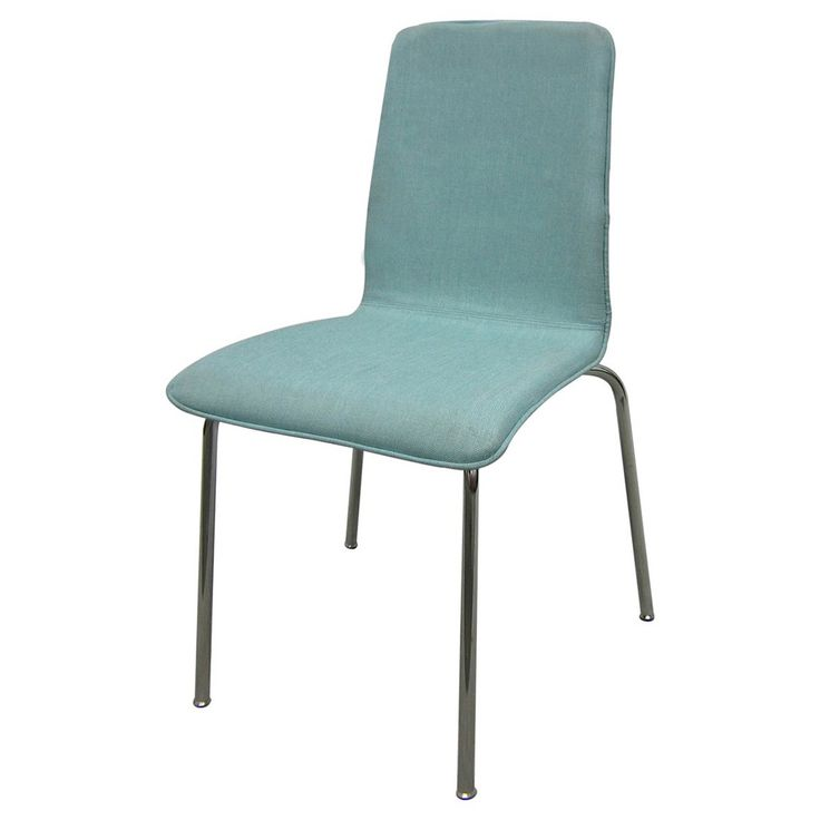Room Essentials Upholstered Stacking Chair