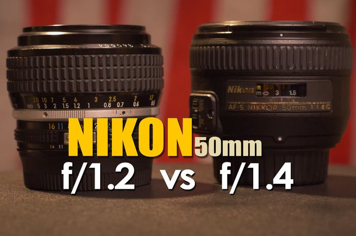 Is the Nikon 50mm f/1.2 Nikkor Lens Better Than the f/1.4 Lens? #fstoppers #FstoppersOriginals #Gear #Portraits #Review