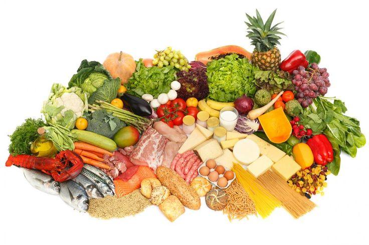 Eat healhty - ernähre dich gesund!