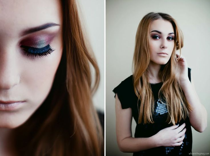 Новогодний макияж | Christmas make-up #christmas #makeup #party