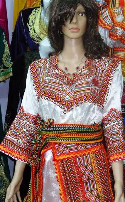 552 best images about robe kabyle on pinterest haute for Haute kabylie