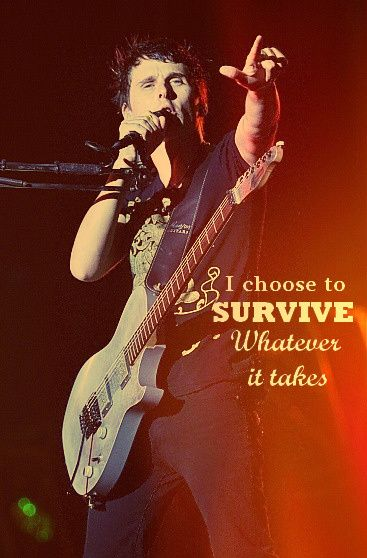 Survival - Muse. Official single of the London 2012 Olympic Games.