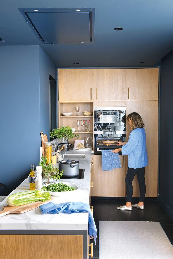 Mejores 12 imágenes de Home kitchen en Pinterest   Cocinas, Decorar ...
