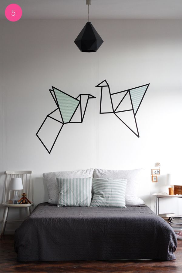Ideas para decorar muros.