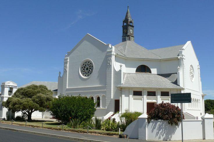 Gebou van die NG gemeente Die Strand, Kaapland