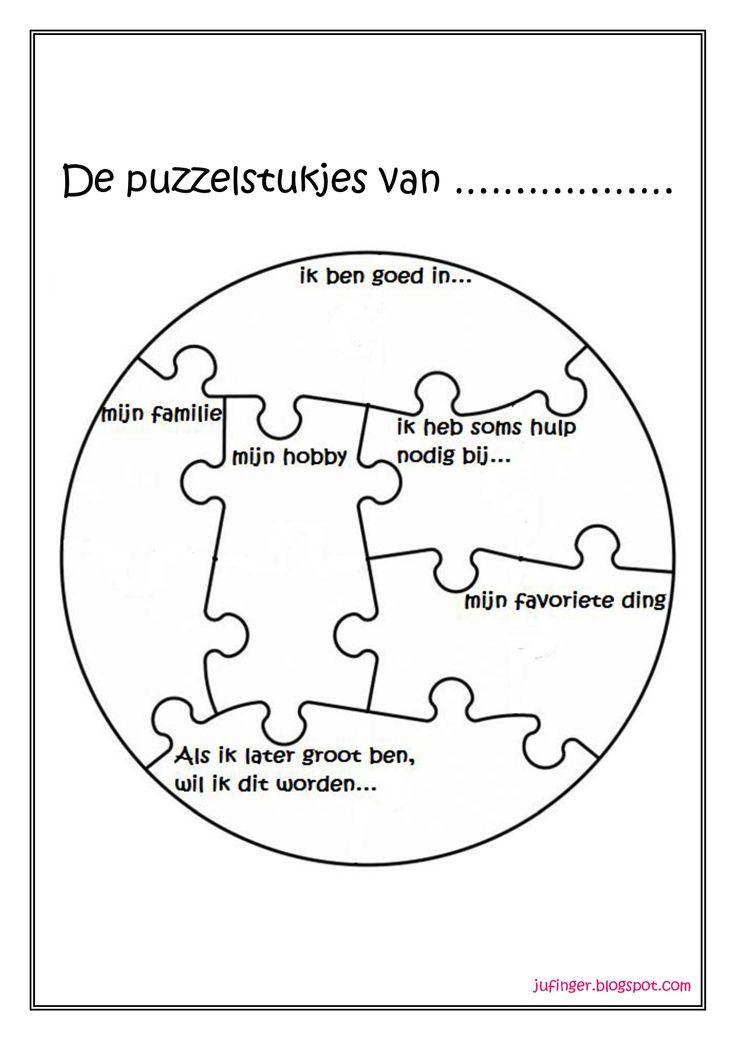 ik ben in puzzelstukjes