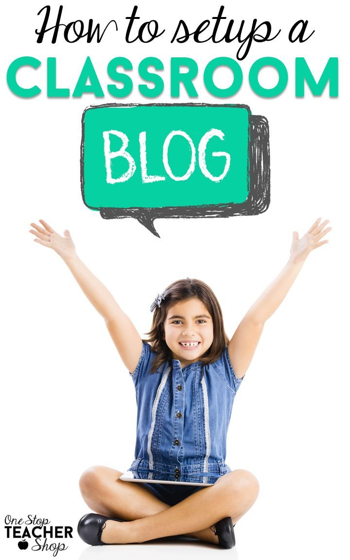 Integrate technology in the classroom with Kidblog.org. Setting up a classroom blog has never been more simple. Come get a free walk through guide and see all the ways I use a class blog with my students.