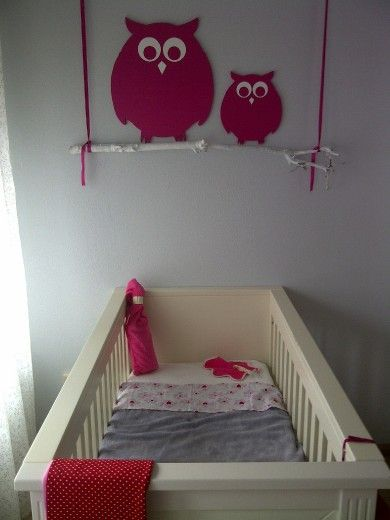 I'm in no hurry to do another nursery, but this is a cute little gender neutral idea!