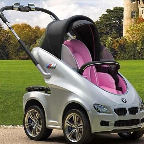 Bmw stroller does it come in blue baby pinterest for Mercedes benz baby pram