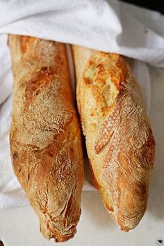 Schnelles Baguette – Fertig in 90 Minuten