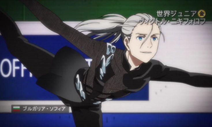 Crunchyroll salta a la pista de patinaje con Yuri!! on Ice