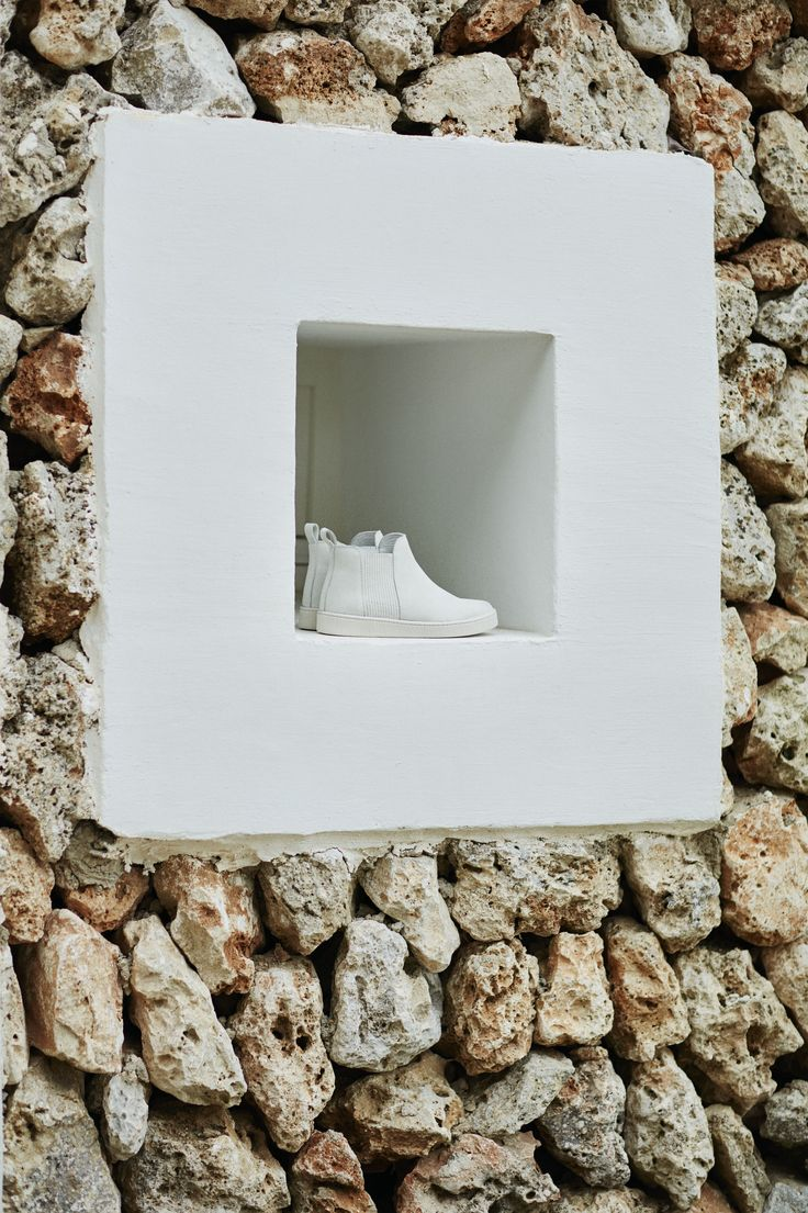 style Paule 'town & country' chelsea boot chalk castoro SS16 campaign Menorca I Made in Spain