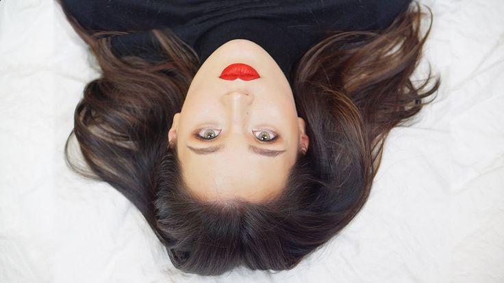 Red Lips Korean Makeup Tutorial ♡ Cruelty-Free | 레드 립 메이크업 - 인스타 메이크업
