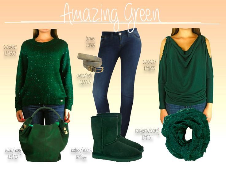 AMASING GREEN on our Online Store