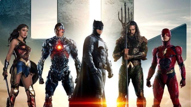 Mira el nuevo trailer de Justice League