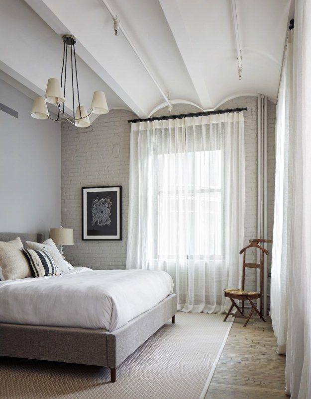 lafayette loft by lang architecture myhouseidea - Masterschlafzimmerdesignplne