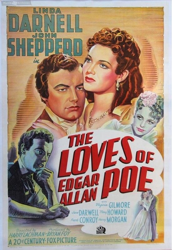 The Loves of Edgar Allan Poe (1942)