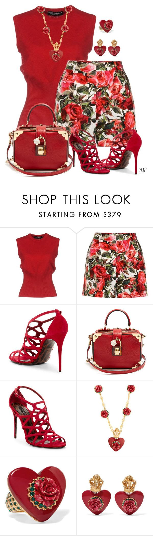 """Dolce&Gabbana"" by nuria-pellisa-salvado ❤ liked on Polyvore featuring Dolce&Gabbana, Dolce, polyvorecommunity, StreetChic, polyvorefashion and polyvoreset"