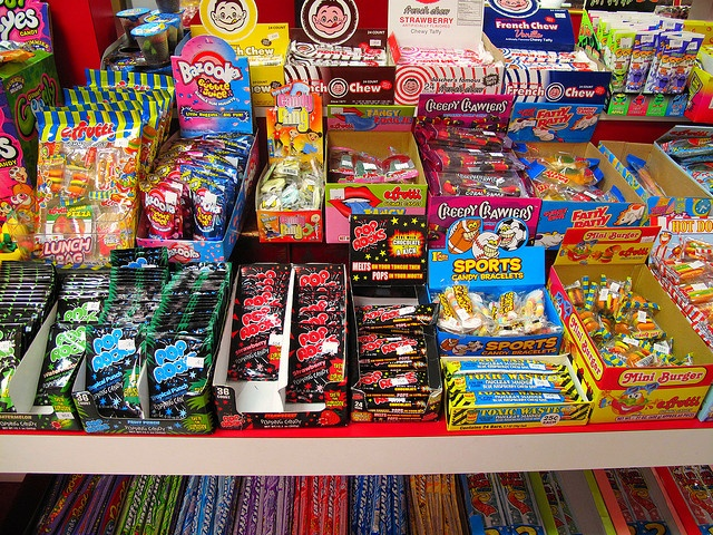 Best Candy Stores Around The World Images On   Candy
