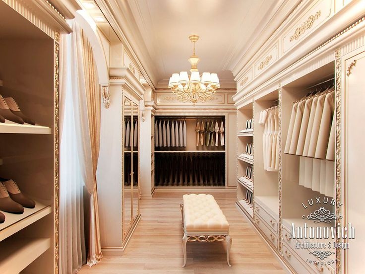 I would not mind this closet one bit! :)