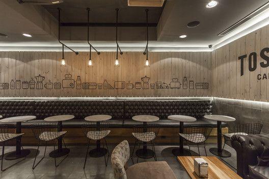 Tostado Café Club,© Federico Kulekdjian