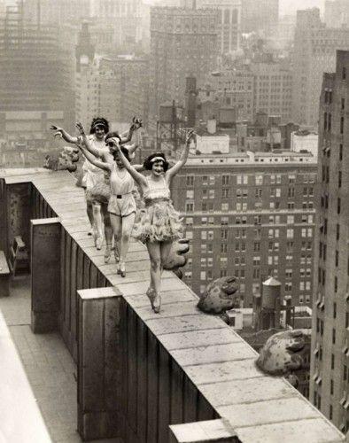 Balé de 1925 - Nova Yorque