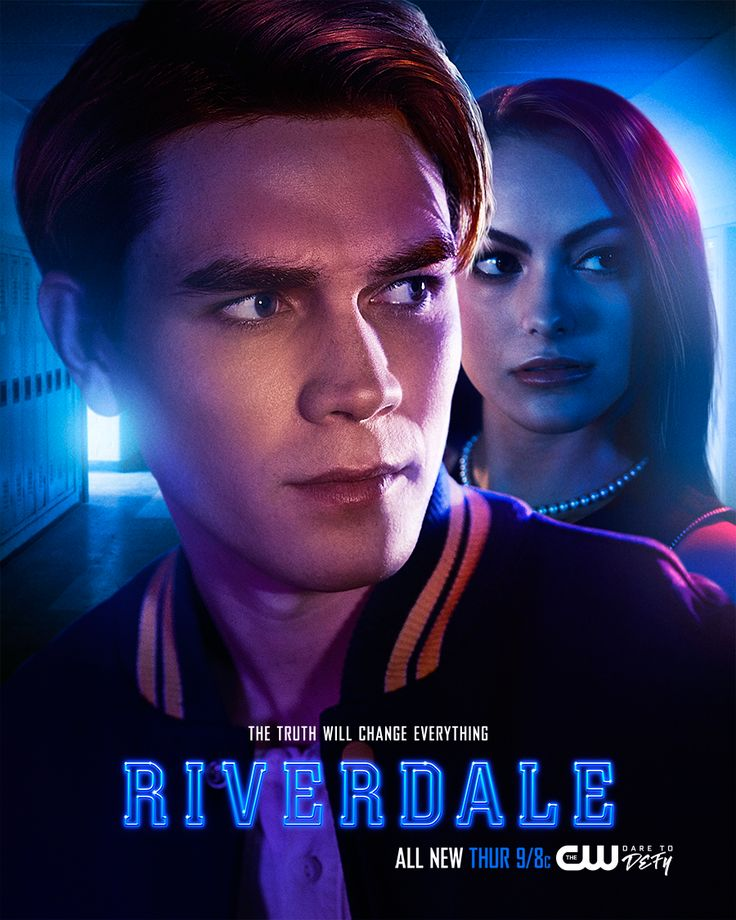 The truth will change everything. Don't miss a new Riverdale, TONIGHT at 9/8c on The CW!