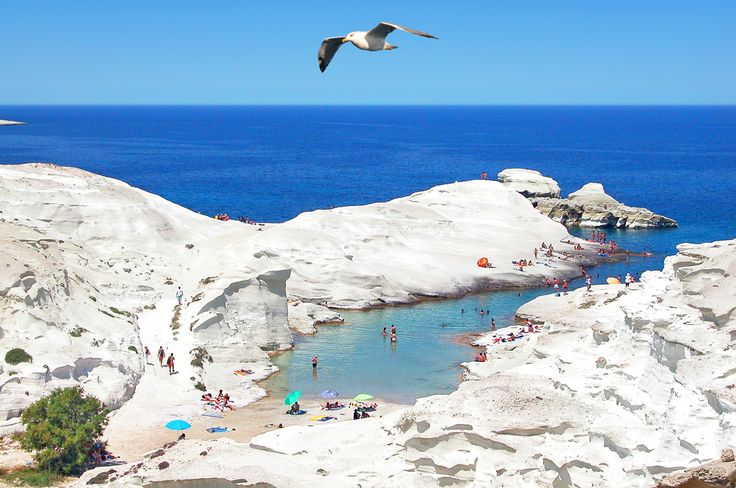 Did you know that #Milos is known as #Aphrodite's #island?