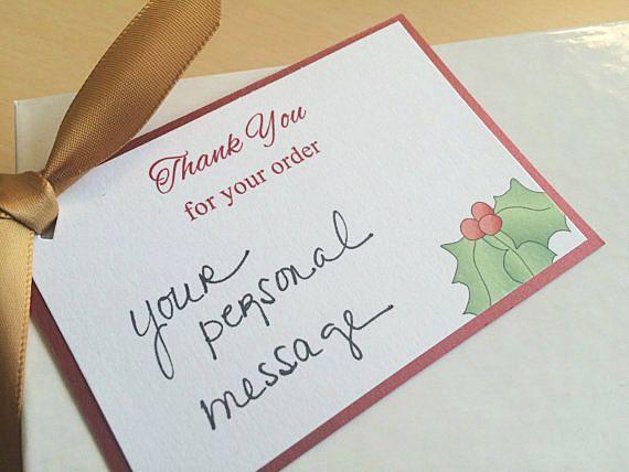 25+ beste ideeën over Business thank you notes op Pinterest - business thank you note