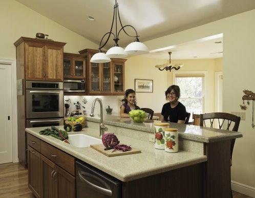 Kichen Eating Bars | KITCHEN DESIGN   18 Ideas To Make Your Kitchen Work  Better