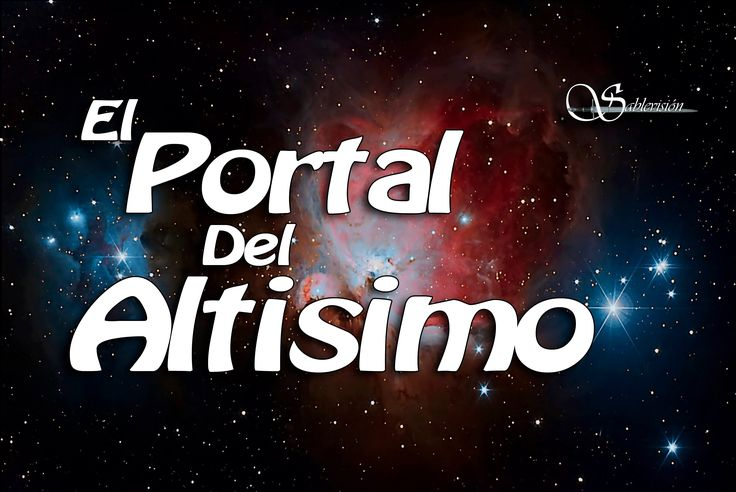 El portal del Altisimo