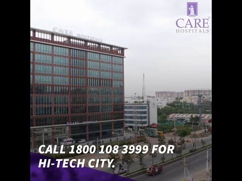 CARE Hospitals at Banjara Hills and Hi-tech City extend their services to Sundays as well. Consultations, health check-ups, all diagnostic services and pharmacy services - will all be available on Sundays too! And you can receive all your reports by email! Call 1800 108 6666 for Banjara Hills and 1800 108 3999 for Hi-tech City.