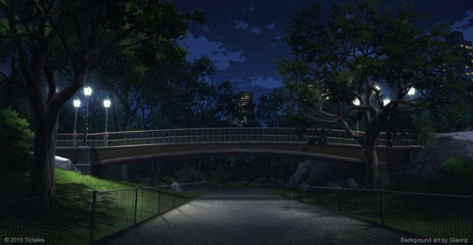Nyc Central Park Visual Novel Background By Giaonp