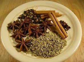 Dry Mixes in a Jar... Chinese Five Spice Powder AND Creole Spice Mix