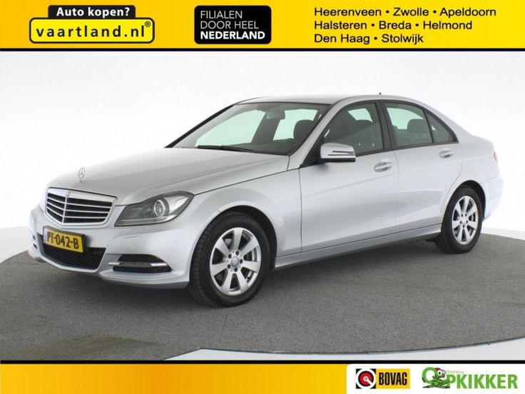 Mercedes-Benz C-Klasse  Description: Mercedes-Benz C-Klasse 200 CDI Avantgarde Aut. [ xenon navi leder ]  Price: 287.40  Meer informatie