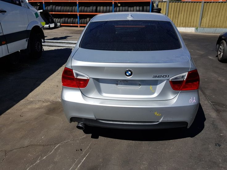 BMW 320I E90 2.0L 4 Cylinder (N46) Automatic (6HP-19) S1 M-Spec (04-08)