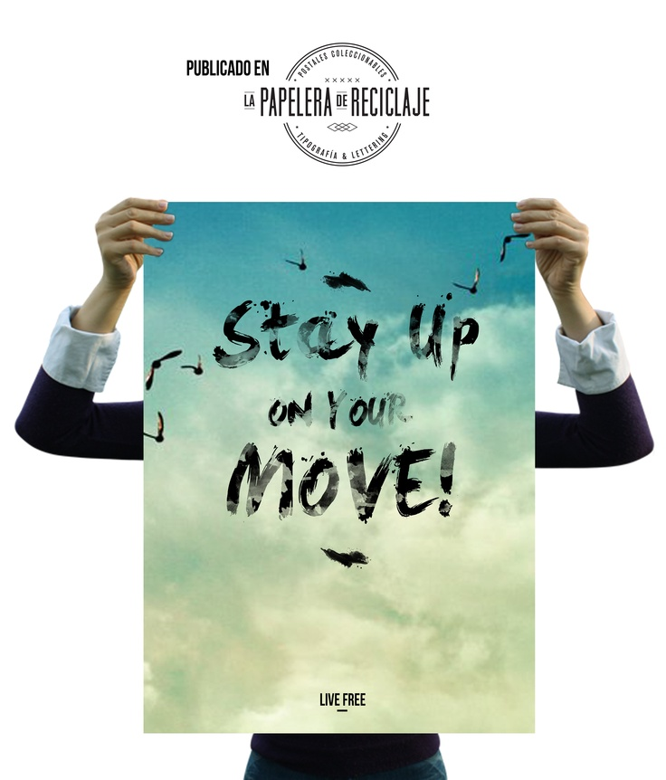 Stay Up- Trabajo realizado por Marquila (Marcos Abel Dalmasso)