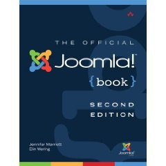 "The Official Joomla! Book is the official, authoritative, and comprehensive Joomla! reference for everyone who designs, develops, or manages Joomla! web sites. Written by active Joomla! contributors Elin Waring and Jennifer Marriott, this book will help newcomers quickly master the basics of creating a Joomla! web presence and avoid ""newbie"" mistakes (second edition, coming in august 2012)."