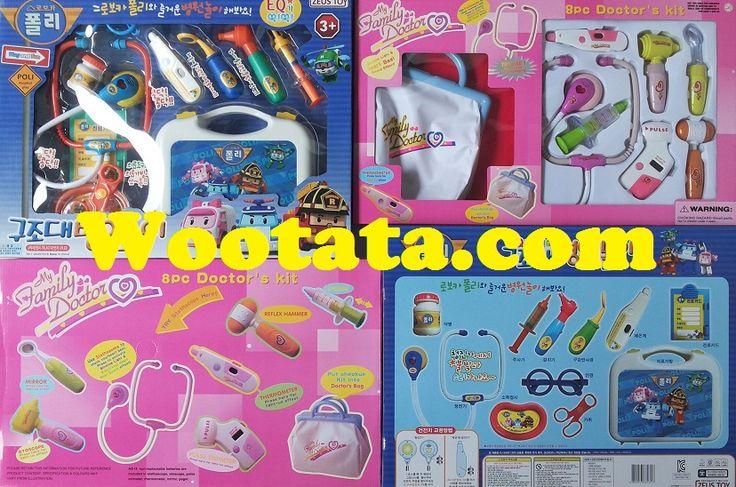 Jual Mainan Peralatan Dokter Terlengkap di Bandung