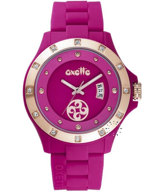 Oxette Pop Fuschia Rubber Strap Μοντέλο: 11x75-00058 Η τιμή μας: 86€ http://www.oroloi.gr/product_info.php?products_id=33338