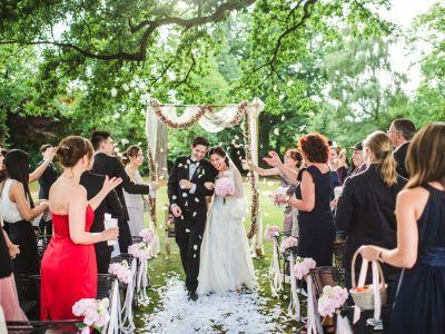 6 Tipps für eine Hochzeit im Garten – Nutzen Sie diese günstige Hochzeitslocation