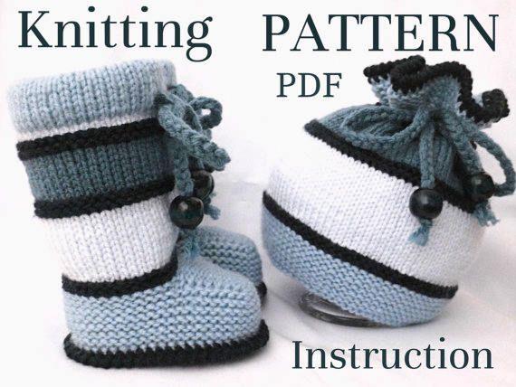 19 Best Knitting Pattern Baby Images On Pinterest Knitting
