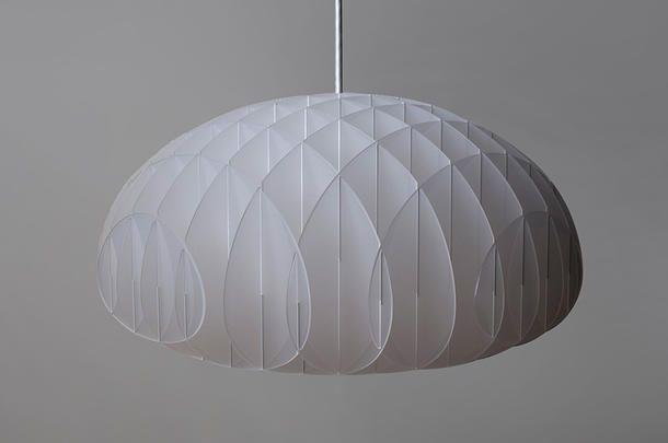 Gejst Biota Lampe - Opal - Tinga Tango Designbutik #lampe#gejst#design