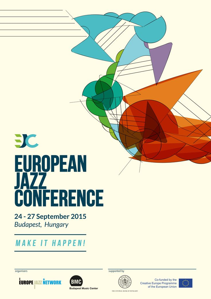 The European Jazz Conference 2015 is about to begin! | Europe Jazz Network